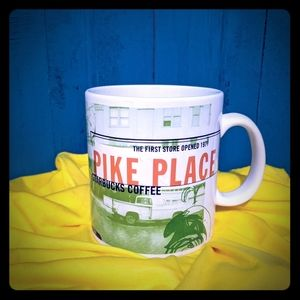 Pike Place - Starbucks Mug - 0013